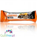 Optimum Whipped Bites, Chocolate Orange protein snack