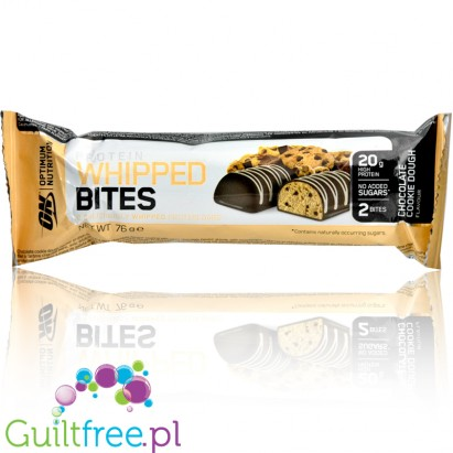 Optimum Whipped Bites, Cookie Dough
