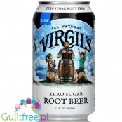 Virgil's Zero Sugar Free - Root Beer 12oz (355ml)