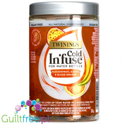 Twinings Cold Infuse - Passionfruit, Mango & Blood Orange