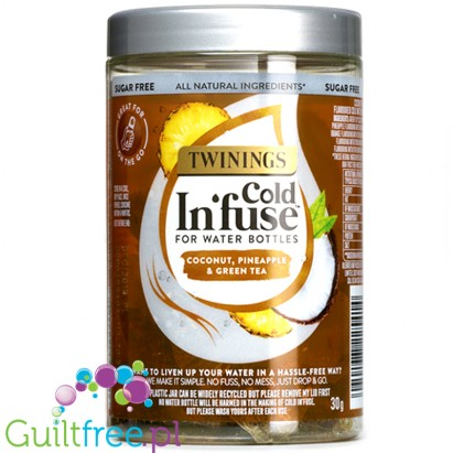 Twinings Cold Infuse - Pineapple & Green Tea