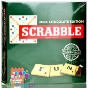 Scrabble Belgian Milk Chocolates