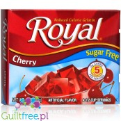 Royal Gelatin Cherry Sugar Free 0.32oz