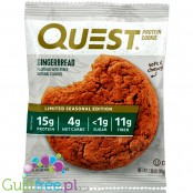 Quest Protein Cookie Gingerbread SEASONAL LIMITED FLAVOR