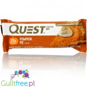 Quest Bar Protein Pumpkin Pie Flavor