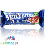 Battle Oats Battle Bites Candy Cane SEASONAL LIMITED FLAVOR