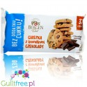 Bergen Diet no added sugar cookies with chocolate chunks