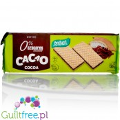 Santiveri no added sugar waffers with cocoa filling