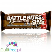 Battle Oats Battle Bites Chocolate & Coconut