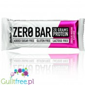 Biotech Zero Bar Cholate - Marzipan - lactose freeprotein bar