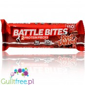 Battle Oats Battle Bites Red Velvet