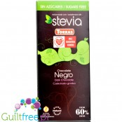 Torras sugar free dark chcolate with stevia 100g
