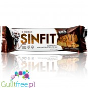 Sinister Labs Sinfit Peanut Butter Crunch protein bar 30g protein