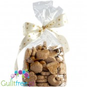 Santini sugar free gingerbread cookies with xylitol 125g