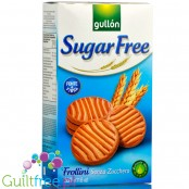 Gullón sugar free butterscotch cookies