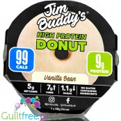 Jim Buddy's Protein Donut Vanilla Bean DISCONTINUED