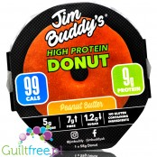 Jim Buddy's Protein Donut Peanut Butter DISCONTINUED