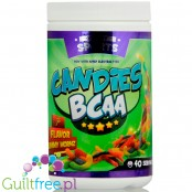 Yummy Sports Candies BCAA Gummy Wormz