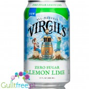 Virgil's Zero Sugar Free - Lemon Lime Soda 12oz (355ml)