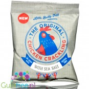 LBJ chicken crackling sea salt 35g