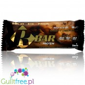 Reflex Nutrition R-Bar Cookies & Cream - clean protein bar sweetened only with stevia