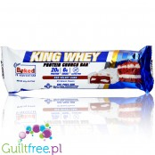 Ronnie Coleman King Whey Protein Crunch Bar Red Velvet