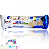 Ronnie Coleman King Whey Protein Crunch Bar Birthday Cake