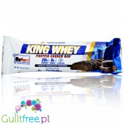 Ronnie Coleman King Whey Triple Chocolate Brownie baton proteinowy 20g białka