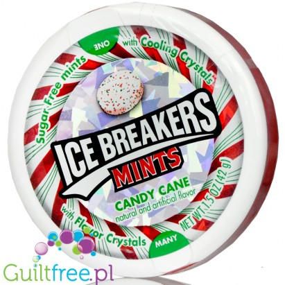 Ice Breakers Candy Cane