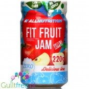 AllNutrition Fit Fruit Apple low calorie apple spread