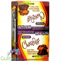 Healthsmart ChocoRite Dark Chocolate Pecan Clusters  - BOX OF 16 PCS - sugar free low carb bars