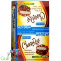 Healthsmart ChocoRite Coconut Almond  - BOX OF 16 PCS - sugar free low carb bars