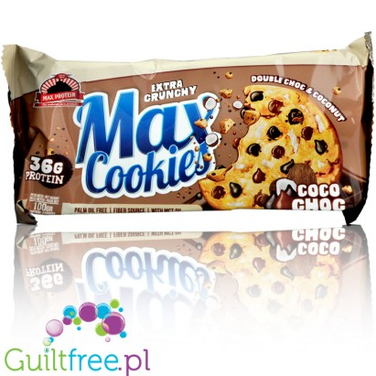 MAX Protein Max Cookies Coco Choc