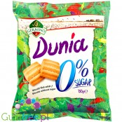 Dunia no sugar added vanilla cookies