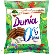 Dunia no sugar added cocoa cookies