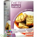 Dieti Meal Snack high protein waffer with Chocolate & Hazelnut cream