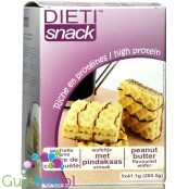 Dieti Meal Snack high protein waffer with Peanut Butter cream