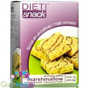 Dieti Meal Snack high protein waffer with Marshmallow cream