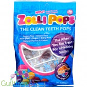 Zolli Pops ZolliPops, Fruit Variety Pack