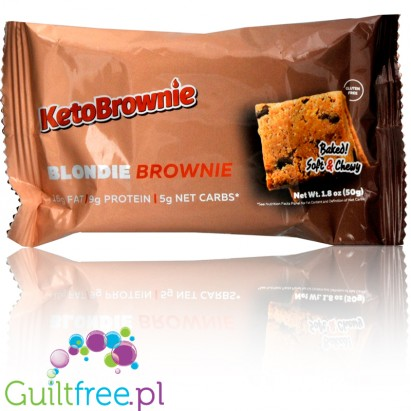 Keto Brownie, Blondie