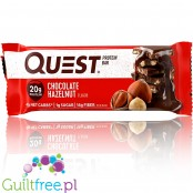 Quest Bar Chocolate Hazelnut protein bar