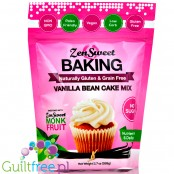 Zen Sweet Baking Vanilla Bean Cake Mix, Gluten Free and Grain Free