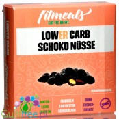 FitMeals Low Carb Protein Snack Almonds in Dark Chocolate