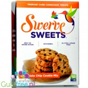 Swerve Chocolate Chip Cookie Mix - ketogenic, sugar free, gluten free cookie mix