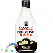 Lakanto Sugar Free Chocolate Syrup, Monkfruit Sweetened