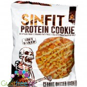 Sinister Labs Sinfit Protein Cookie Peanut