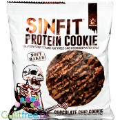Sinister Labs Sinfit Protein Cookie Chocolate