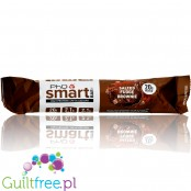 Phd Smart Salted Fudge Brownie - baton proteinowy 0,4g cukru