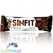 Sinister Labs Sinfit Chocolate Crunch protein bar 30g protein