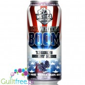 Merica Labz Merica Energy Make 'Merica Grape Again sugar free energy drink